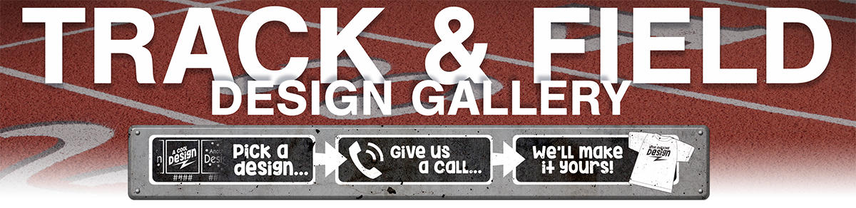 Landmarx Track and Field designs gallery